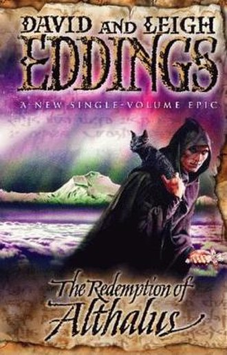 The Redemption of Althalus - First edition cover