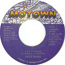 Dazz Band Let It Whip US vinyl 7-inch Side A 1982.jpg