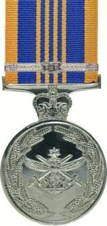Defence Long Service Medal