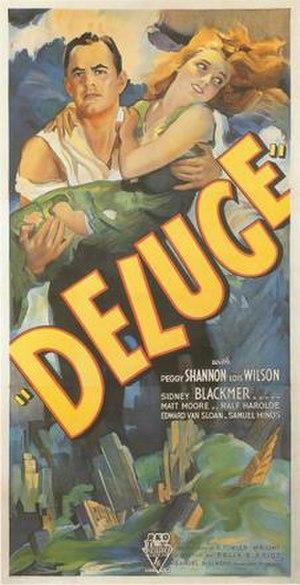 Deluge (film) - Deluge Poster