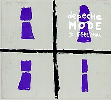 Depeche Mode — I Feel You (studio acapella)