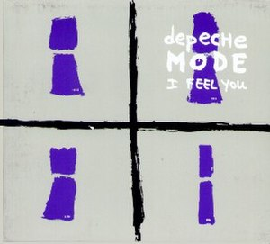 I Feel You - Image: Depeche Mode I Feel You