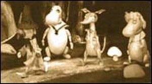 Die Muminfamilie - Image: Die Muminfamilie