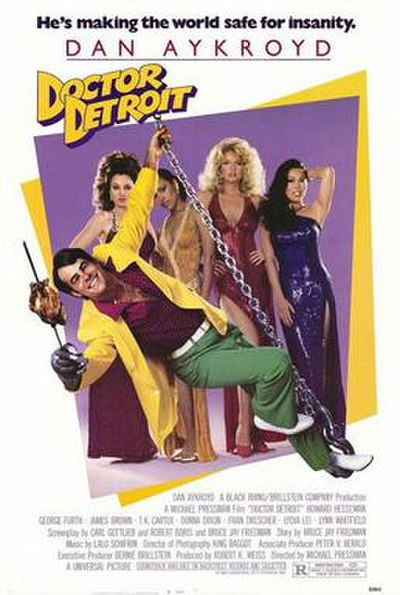 Picture of a movie: Doctor Detroit