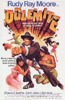 <i>Dolemite</i> 1975 film by DUrville Martin