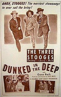 <i>Dunked in the Deep</i> 1949 film by Jules White
