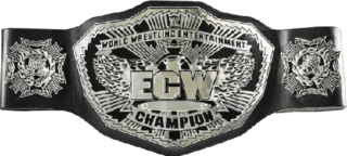 ECW World Heavyweight Championship Former championship created by Extreme Championship Wrestling and later promoted by the American professional wrestling promotion WWE