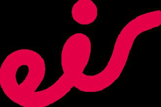 Eir (telecommunications) - Image: Eir telecom logo