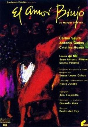 Concurso de Cante Jondo - Poster from 1986 film