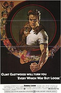 <i>Every Which Way but Loose</i> 1978 film by James Fargo