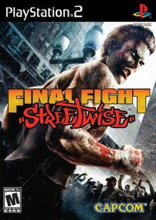 <i>Final Fight: Streetwise</i> 2006 video game
