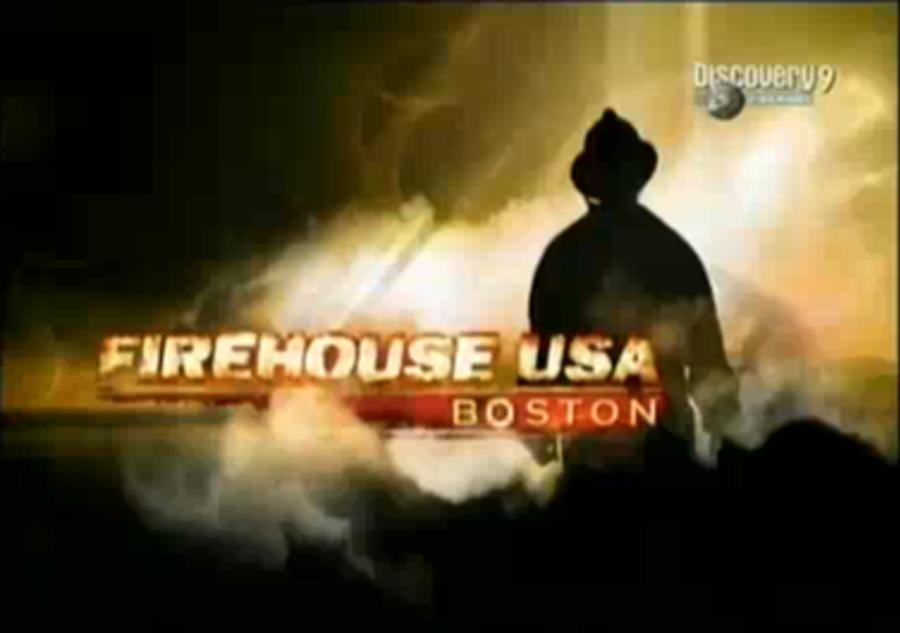 Firehouse USA: Boston