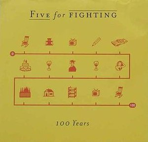 100 Years (song) - Image: Fiveforfighting 351704