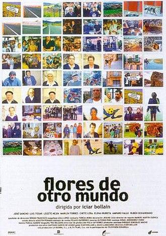 Flores de otro mundo - Image: Flores de otro mundo film poster