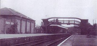 Forest Row railway station