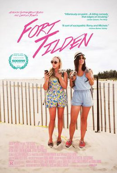 Picture of a movie: Fort Tilden