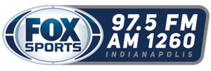 WNDE - Image: Fox Sports 97 5 Indianapolis 2015