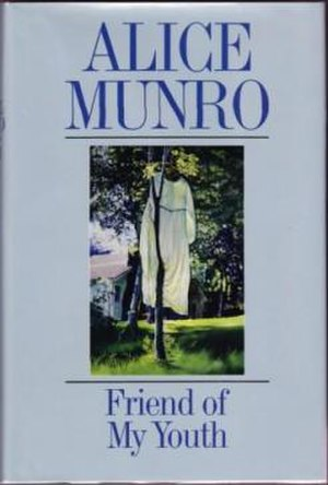 Friend of My Youth - First edition