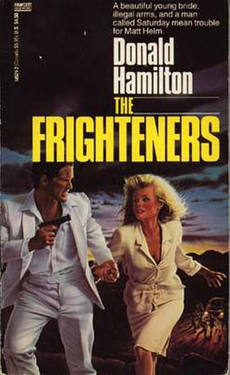 The Frighteners (novel) - 1989 paperback edition
