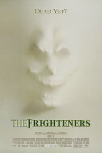 The Frighteners - Theatrical release poster