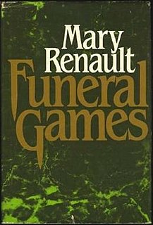 book by Mary Renault