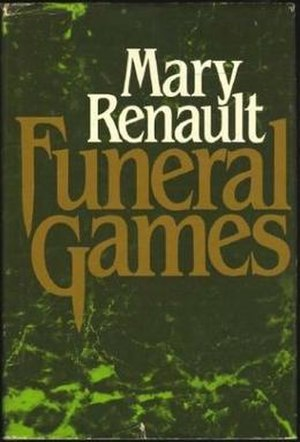 Funeral Games (novel) - First US edition