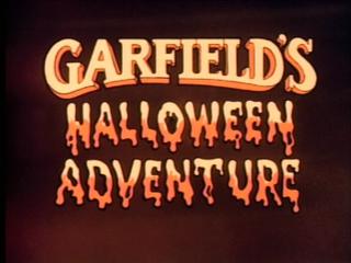 <i>Garfields Halloween Adventure</i>