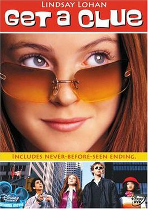 Get a Clue - DVD cover