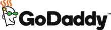 Old GoDaddy Logo until 2019