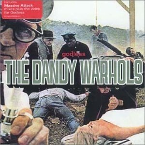 Godless (song) - Image: Godless (The Dandy Warhols single cover art)