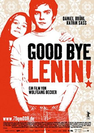 Good Bye, Lenin! - Theatrical release poster