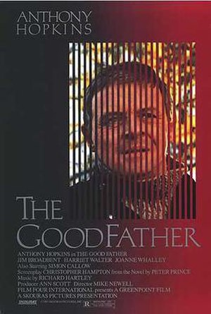 The Good Father - Theatrical release poster