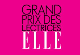 Grand prix des lectrices de Elle French literary prize