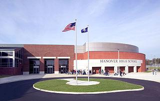 Hanover High School (Mechanicsville, Virginia) High school in Mechanicsville, Virginia