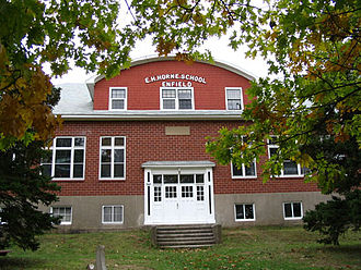 Edmond Henry Horne - E.H. Horne School