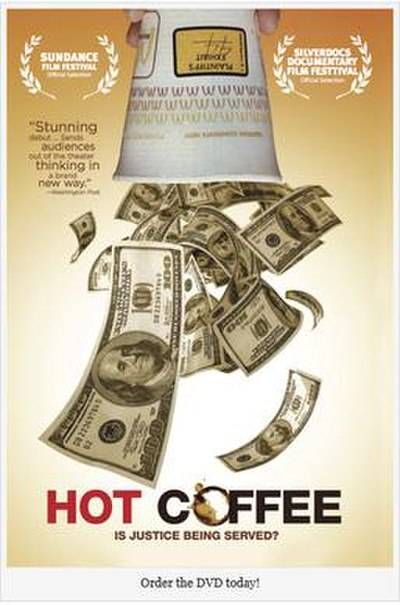 Picture of a movie: Hot Coffee