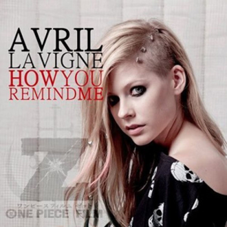 Bad Reputation (Joan Jett song) - Image: How You Remind Me Avril