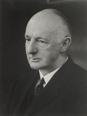 Hugh Cholmondeley, 3rd Baron Delamere - The 3rd Lord Delamere by Bassano, 26 September 1930.