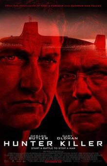 Sinopsis Film Hunter Killer (Movie - 2018)