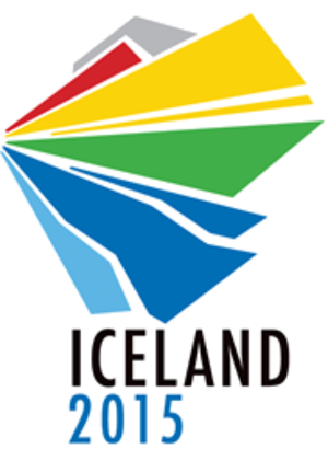 2015 Games of the Small States of Europe - Image: Iceland 2015logo