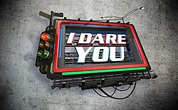 Logo for I Dare You Since 2013