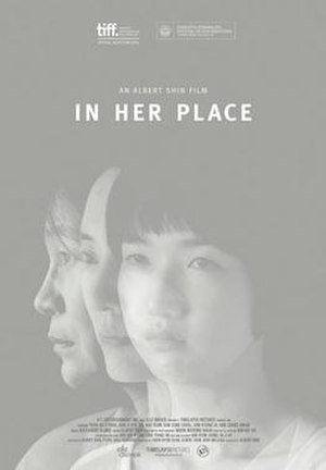 In Her Place - Image: In Her Place POSTER