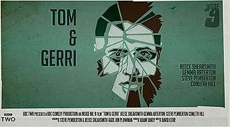 Tom & Gerri - Image: Inside No 9, Tom and Gerri poster
