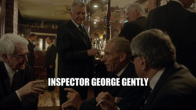 Picture of a TV show: Inspector George Gently