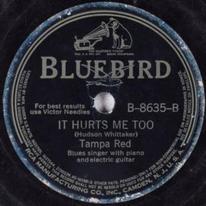 It Hurts Me Too - Image: It Hurts Me Too single cover