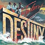 The cover to the 1978 album Destiny.