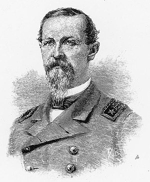 CSS Tennessee (1863) - Lieutenant (later Commander) James D. Johnston, CSN, commander of CSS Tennessee