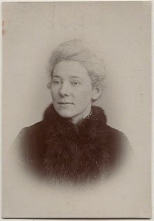 Jane Cobden English suffragist