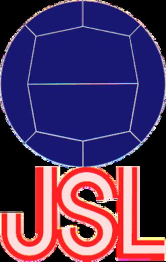 Japan Soccer League - Image: Japan Soccer League logo
