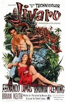 Jivaro 1954 movie poster.jpg